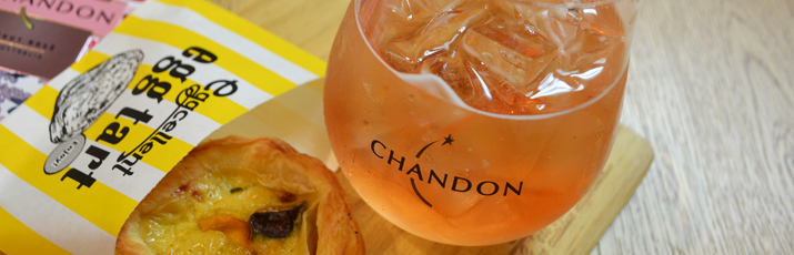 Blossom with CHANDON